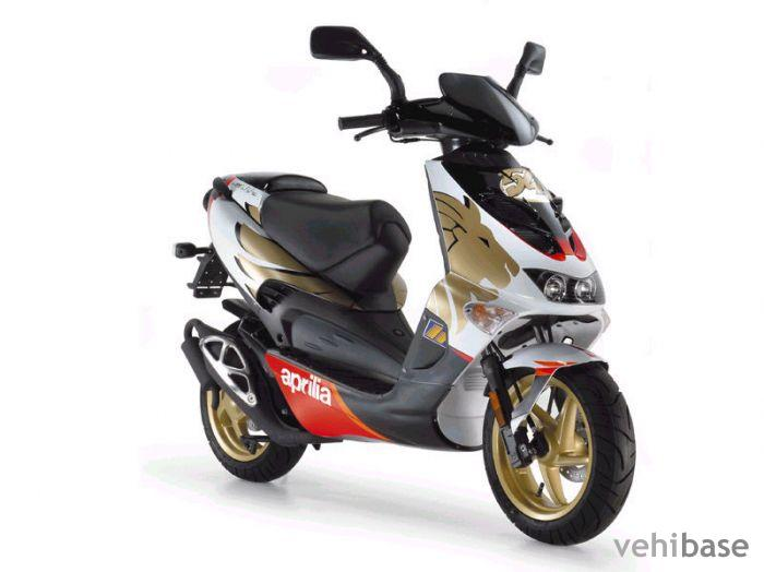 Aprilia Sr 50 Vehibase France
