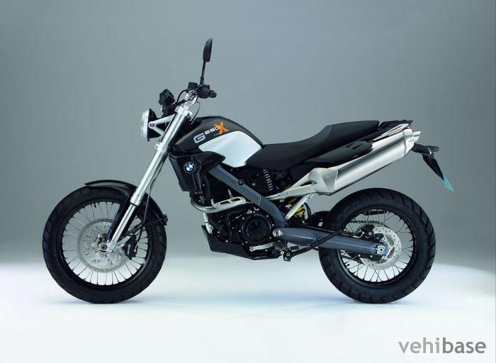 Bmw G650 Xcountry Photo Vehibase France