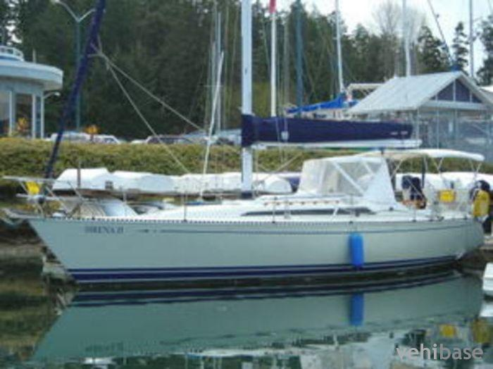 Do you have more pictures for this sailboat C&C 40 ? or you may have a ...