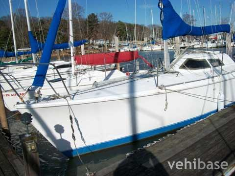Do you have more pictures for this sailboat C&C Mega 30 ? or you may have a ...
