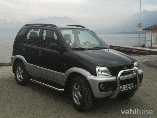 Daihatsu Terios 1.3 Photo - Vehibase