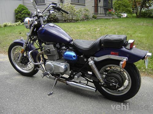 New Honda Rebel 450
