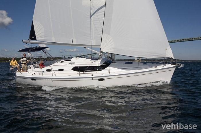 Do you have more pictures for this sailboat Hunter 45DS ? or you may have a ...