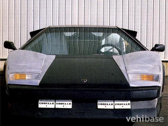 Lamborghini Countach Evoluzione Photo Vehibase