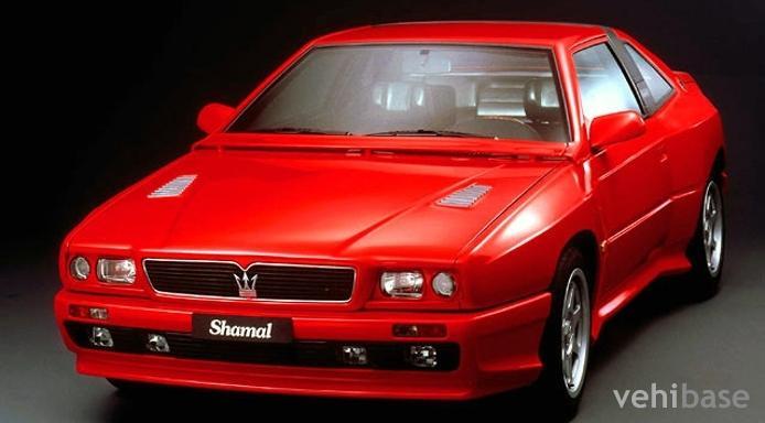 Maserati Shamal Wiki - Vehibase