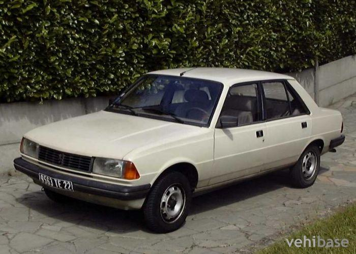 Peugeot™ 305 GT (1978) - Car Pictures PEUGEOT 305 (Petrol) WORKSHOP ...