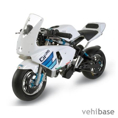 Do you have more pictures for this motorcycle Polini 911 GP6 Race ? or you