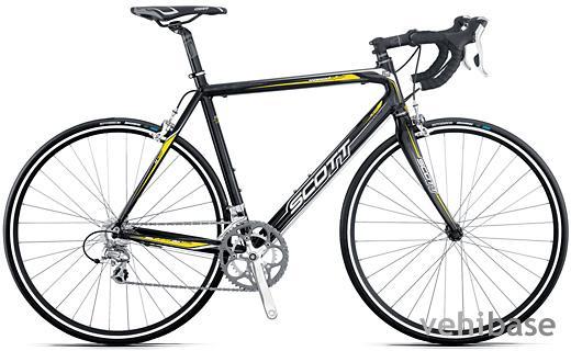 Scott speedster s40 tweet bicycles